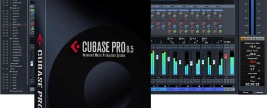 Studio-Upgrade! Cubase 8.5 Professional